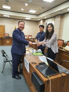 김인호 의원, 서울시의회 의장 출마..`의정활동이 즐겁고 빛나는 락(樂) 희(熙) 의회` 공약