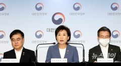 """김현미 """"수도권 대부분 규제…필요하면 언제든 추가 조치""""(전문)"""