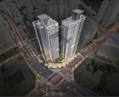 KCC건설, '해운대 중동 스위첸' 19일 모델하우스 오픈
