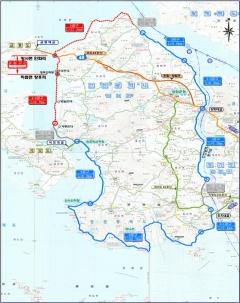 인천시, 강화해안순환도로 4-1공구 착공...창후리~인화리 구간 우선 착공