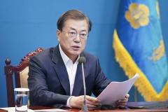 """문 대통령 """"권력기관, 과감한 개혁방안 마련해야"""""""
