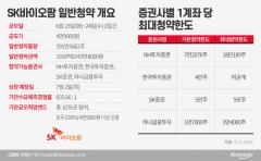 """SK바이오팜 일반청약 D-1 …""""1주라도 더"""" 치열한 눈치작전"""