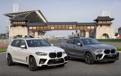 BMW초고성능 SAV'뉴X5 M·X6 M'출시…1억6460만원~