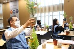 포스코인터내셔널, 기업시민 주도… 재능기부로 실천