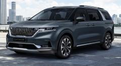 프리미엄 SUV 디자인 '기아차 카니발' 미니밴 새장 열다