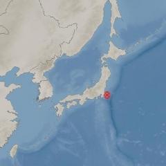 일본 지바현 동쪽 해역서 규모 6.2 지진…쓰나미 위험 없어