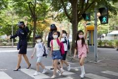 도로교통공단, '민식이법'시행 3개월 만에 어린이 교통안전 '적신호'