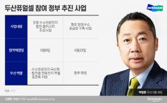 박정원 회장, 두산퓨얼셀 든든한 효자로 키운다