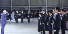 문 대통령, 취임 후 첫 '6·25 행사' 참석