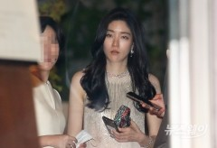 '보광-아모레' 약혼식 서민정-홍정환