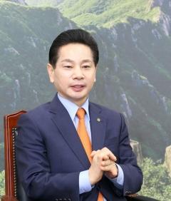"""전동평 영암군수 """"군민이 희망인 행복도시 건설 전력"""""""