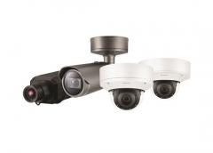 한화테크윈, 차세대 영상처리 칩셋 탑재한 보안 카메라 출시