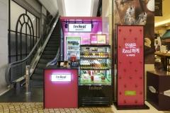 풀무원, 신세계백화점 강남점에 '아임리얼 주스바' 오픈