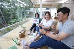 하현회 LGU+ 부회장, 밀레니얼 세대 멘토 삼아 조직문화 활성화