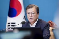 예고없이 김현미 부른 文···성난 민심 '긴급대응'