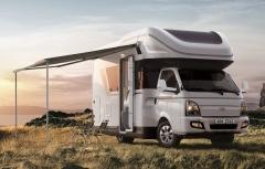 현대차, 포터 캠핑카 '포레스트' 6일 출시…4899만원~