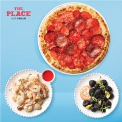 CJ푸드빌 더플레이스, 블루밍 샤퀴테리 피자와 프리티 2종 출시