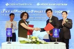 우리은행, 베트남 부동산 투자사 '센 그룹'과 업무협약 체결