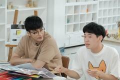 하나금융, 배우 성훈과 발달장애인 일자리 창출 캠페인 펼쳐
