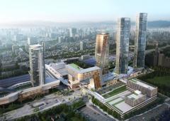 한화건설, 9000억원 규모 '대전역세권' 개발 우선협상자 선정