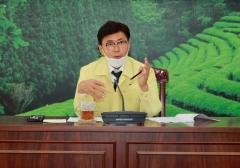 김철우 보성군수, 코로나19 차단 긴급대책회의 개최
