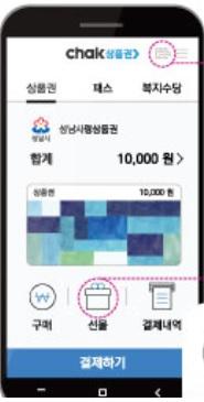 성남시, 성남사랑상품권 10% 특별할인 300억원 판매 돌파