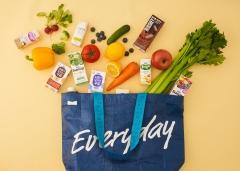 매일유업, '비닐봉투 없는 날' 맞아 친환경 장바구니 캠페인 진행