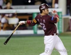 박병호, 개인 통상 300호 홈런 달성…KBO리그 역대 14번째