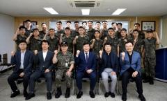 순천대학교 학생군사교육단(ROTC), 하계 입영훈련 출정식