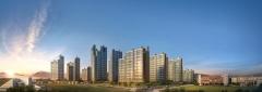 반도건설, 서대구 KTX역세권 '서대구역 반도유보라 센텀' 오픈