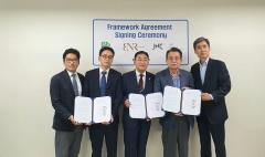 GG56, 중국 진출 위한 전략적 업무협약 맺어