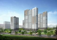 '푸르지오 벨라르테' 분양 시작…과천지식정보타운 첫 민간 아파트