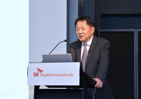 SK바이오팜, 외국인 차익실현에 '숨 고르기'…시총 17위 마감