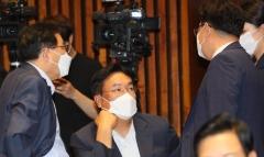 통합당, 국회부의장 추천 않고 법사위 재협상 의지
