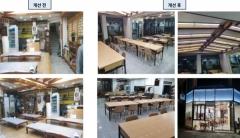 김천시, 관광지 음식·숙박업소 시설 개선 지원