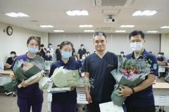 대구한의대 부속 포항한방병원, '제9기 혁신리더 인증서' 수여