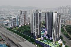 호반건설, 인천 송현1·2차 아파트 재건축 사업 수주