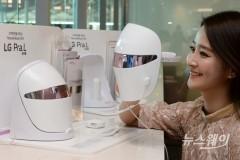LG 프라엘, LED 마스크 예비안전기준 첫 통과