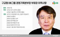 [He is]'김남호 체제' DB그룹 살림 맡은 구교형 부회장