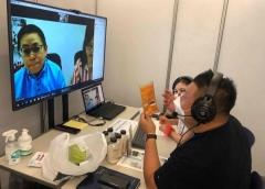 대구시, '동남아 시장 온라인 수출상담회' 열어