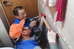 광주 남구, 행복한 복지 7979센터 개소 1주년