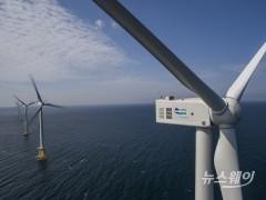 두산중공업, 해상풍력사업 2025년 매출 1조 목표