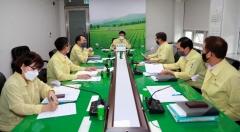 보성군, 코로나19 확산 방지 민·관 대응체계 확립 영상회의 개최