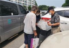 수원여대 노인보건센터, '코로나19 극복' 지역사회 재능기부 펼쳐