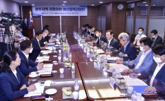 이용섭 광주시장, 현안해결·국비확보 행보 본격화