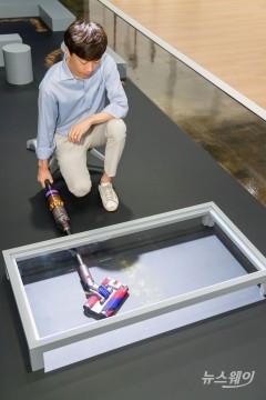 다이슨 무선청소기 신제품 '옴니-글라이드'와 '디지털 슬림' 출시