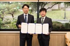 하나은행, 서울대발전기금과 유산기부 확대 업무협약