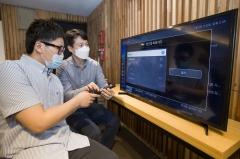 '정보 불균형 해소' 삼성전자, 시청각 장애인용 TV 공급 개시