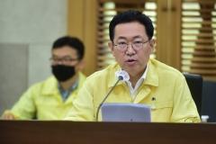 """박남춘 인천시장 """"시민의 생명과 안전 지키는 게 최우선"""""""