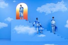 신세계 강남점, 루이 비통 남성 신상품 업계 최초 공개